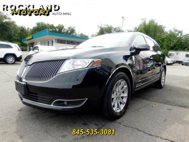 2013 Lincoln MKT Livery AWD