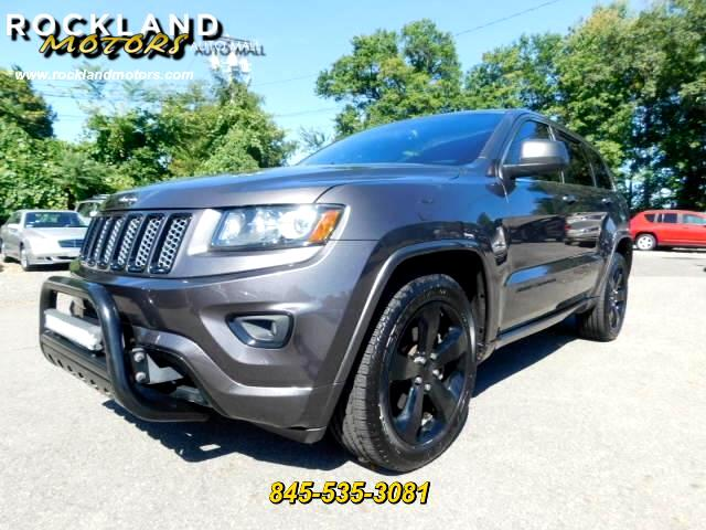 2014 Jeep Grand Cherokee Altitude 4x4