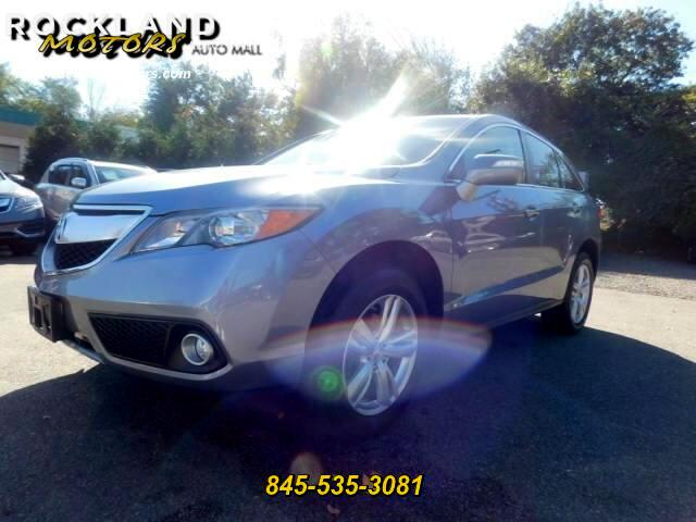 2015 Acura RDX 6-Spd AT AWD w/ Technology Package