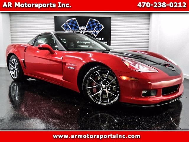 2012 Chevrolet Corvette Z06 Custom 3LZ