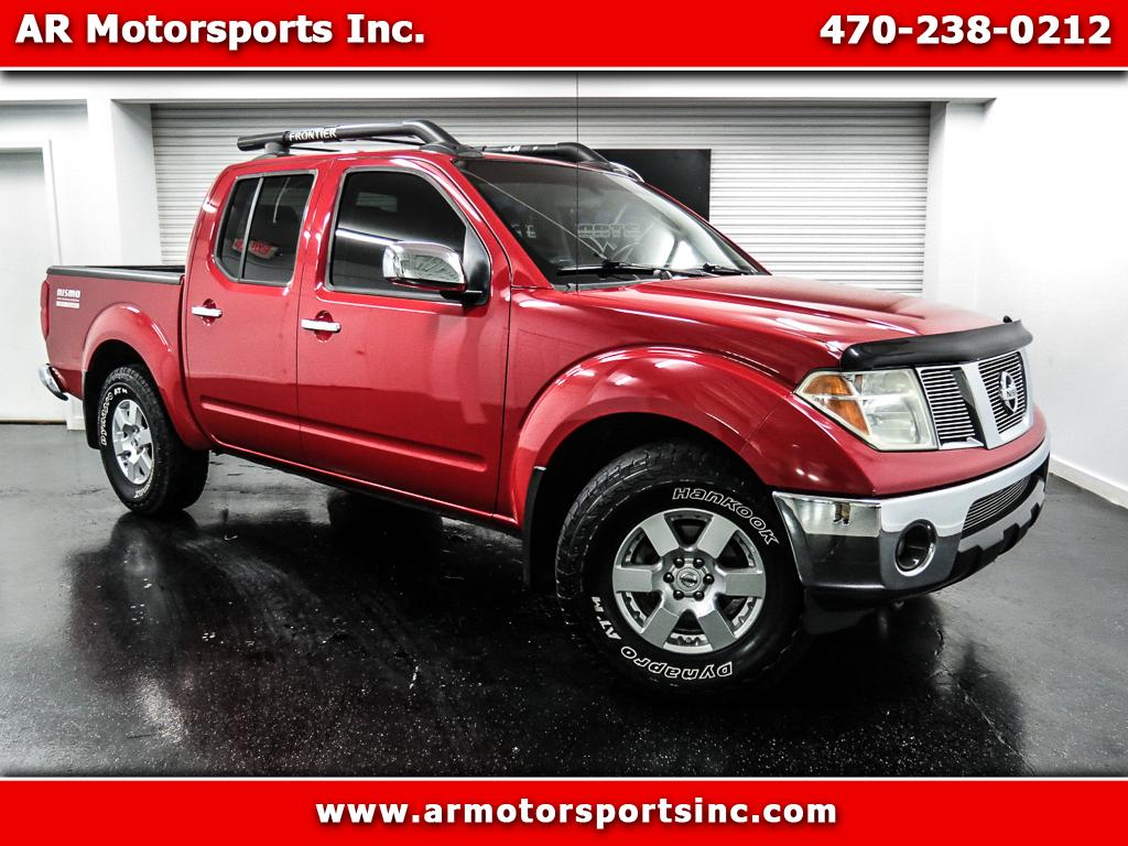 2006 Nissan Frontier Base