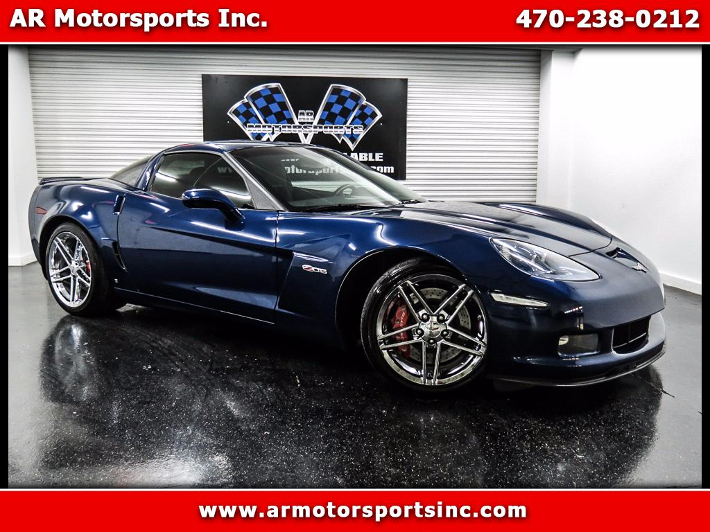2007 Chevrolet Corvette 1LZ Z06 Coupe
