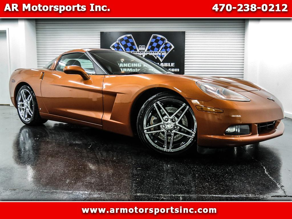 2007 Chevrolet Corvette 3LT Coupe Automatic