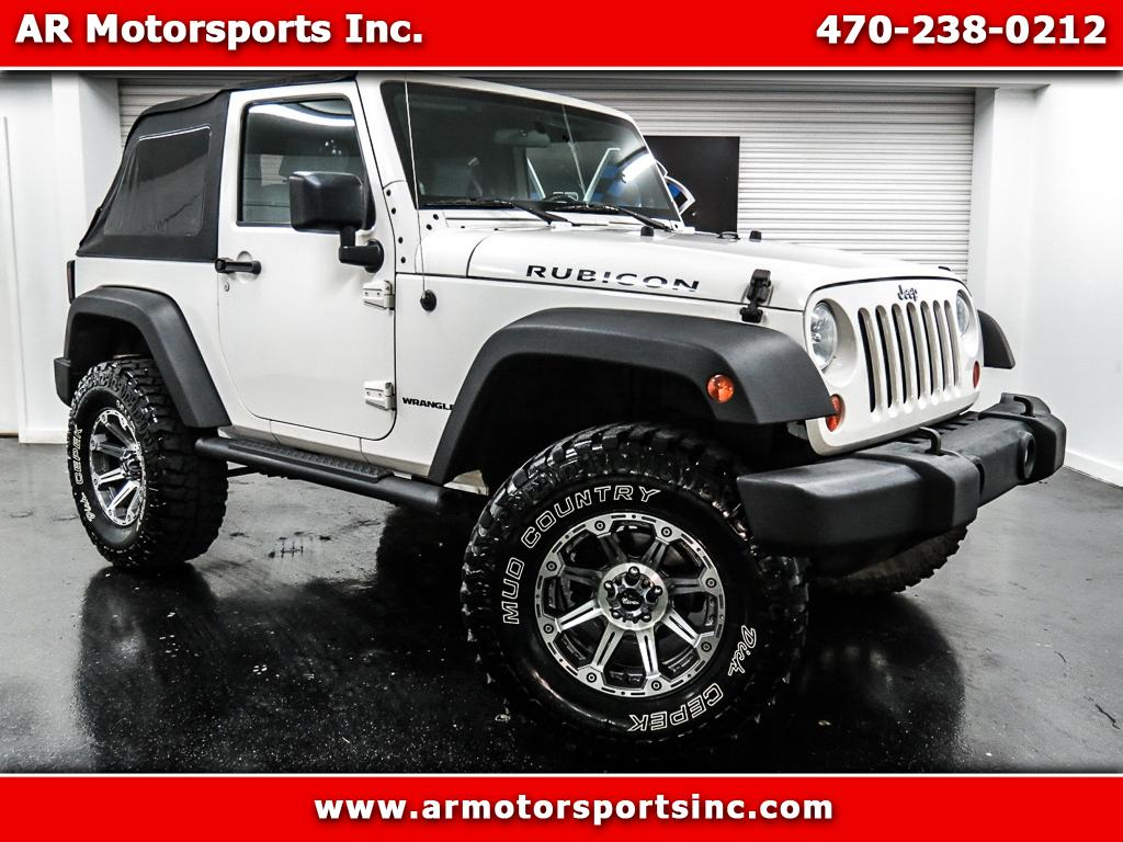 2007 Jeep Wrangler Rubicon