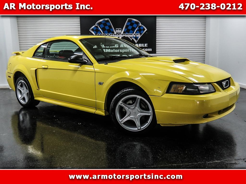 2001 Ford Mustang 2dr Cpe GT Premium
