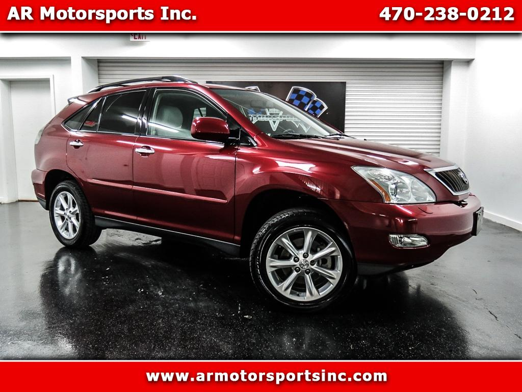 2009 Lexus RX 350 AWD WITH NAVIGATION AND BACK UP CAMERA