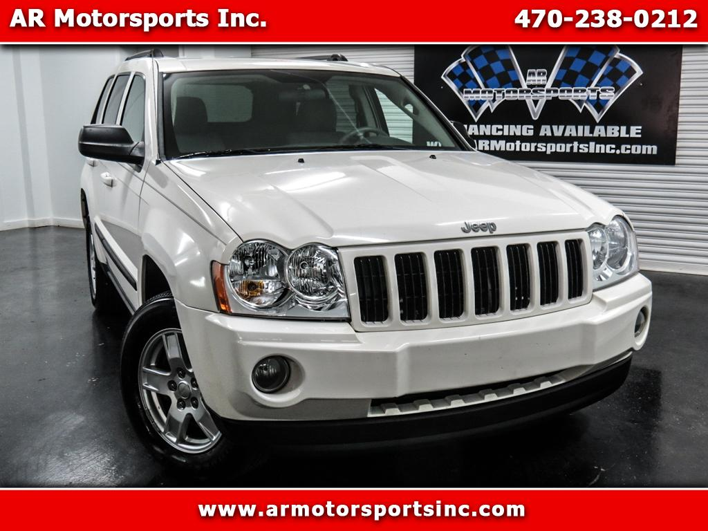 2007 Jeep Grand Cherokee 4dr Laredo