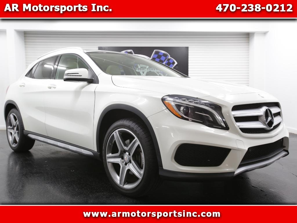 2015 Mercedes-Benz GLA-Class GLA250 (LOADED , FACTORY WARRANTY )