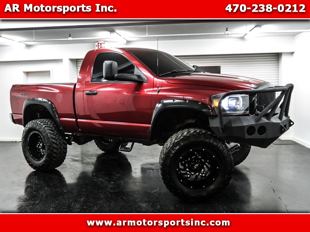 2007 Dodge Ram 1500 TRX4 Off Road 4WD