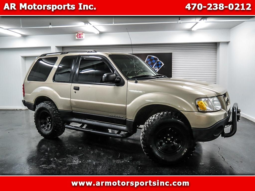 2001 Ford Explorer Sport 4WD