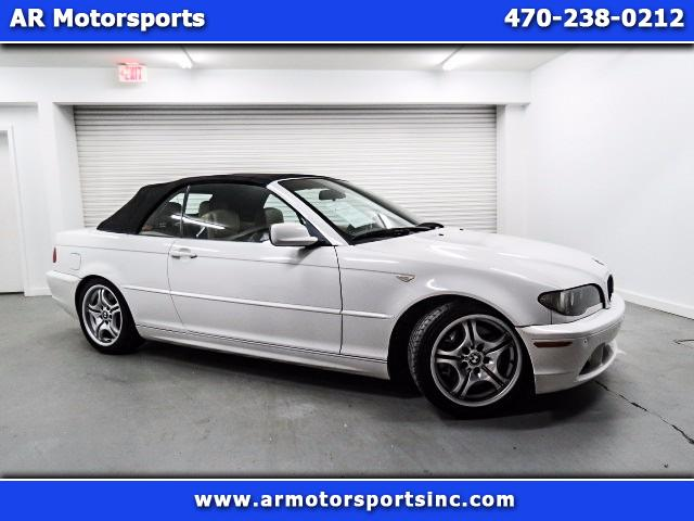 2004 BMW 330Ci Convertil SportPkg & Warranty(Call For Detail)