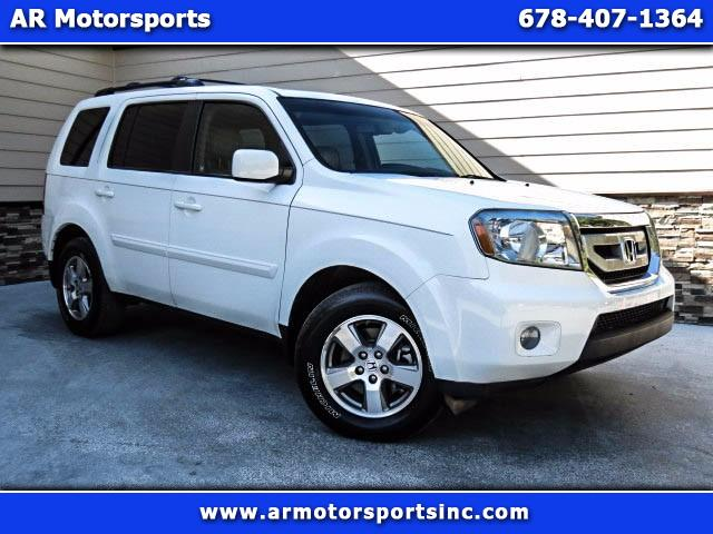 2011 Honda Pilot EX w/Leather and Navigation