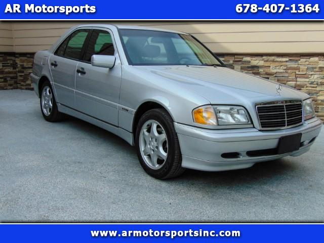 Used 2000 Mercedes Benz C Class C280 For Sale In