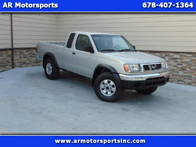 1999 Nissan Frontier XE V6 King Cab 4WD