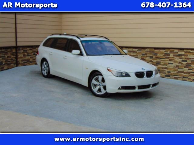 2007 BMW 5-Series Sport Wagon 530xiT