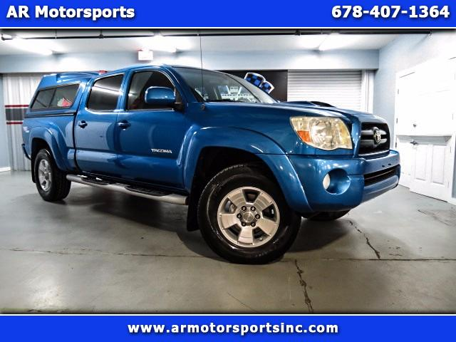2008 Toyota Tacoma SR5 Double Cab Long Bed V6 6AT 4WD