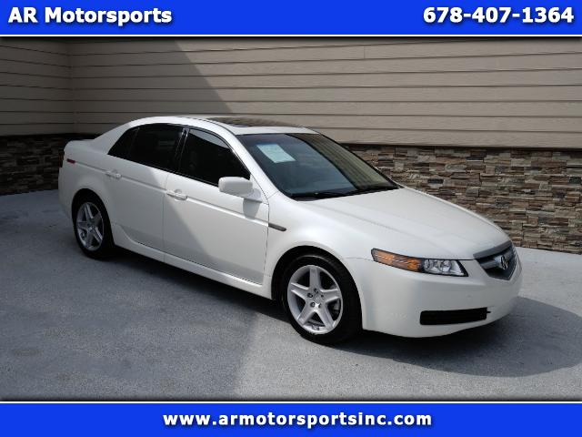 2006 Acura TL AUTOMATIC WITH NAV.