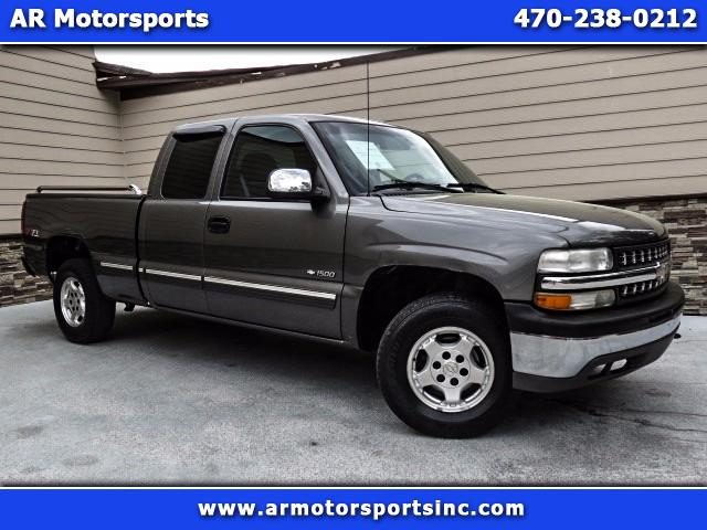 2002 Chevrolet Silverado 1500 4WD DOUBLE CAB LS W/Z71 OFF ROAD PKG.
