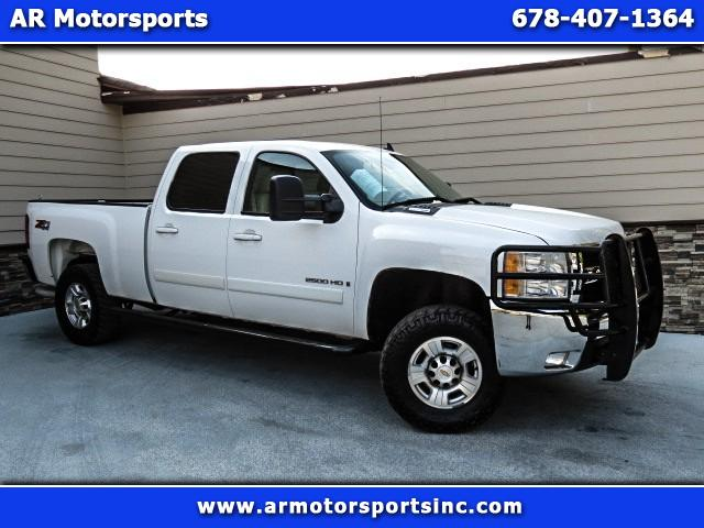 2008 Chevrolet Silverado 2500HD Work Truck Crew Cab Std. Box 4WD