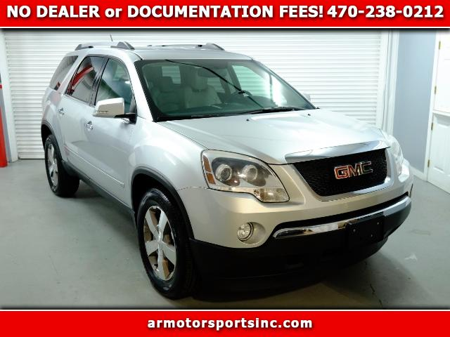 2010 GMC Acadia , Free Warranty (Call For Detail)