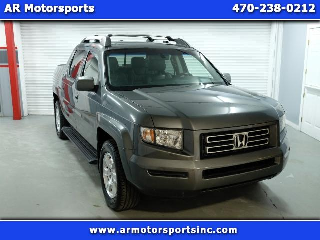 2008 Honda Ridgeline RTL, Free Warranty(Call For Detail)
