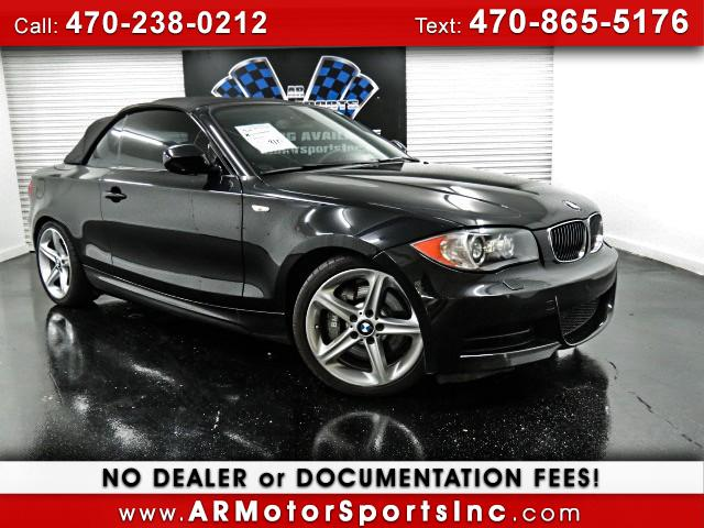 2010 BMW 1-Series 135i Convertible Sport