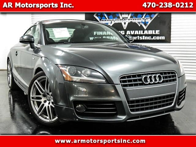 2009 Audi TT 2.0T with S tronic