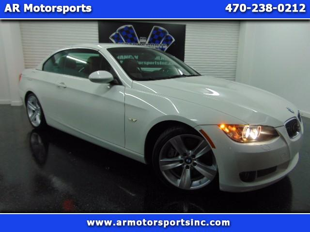 2008 BMW 3-Series 335i Convertible With Sport Package