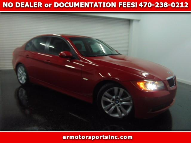 2007 BMW 3-Series 328i With Sport Package