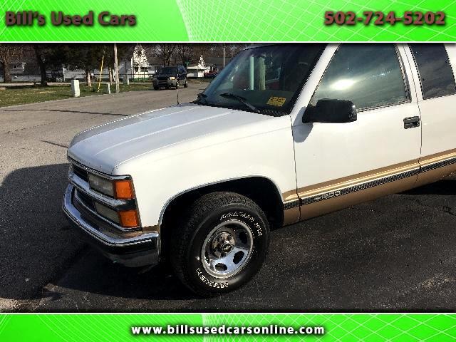 1999 Chevrolet C/K 1500 LS Ext. Cab 2WD