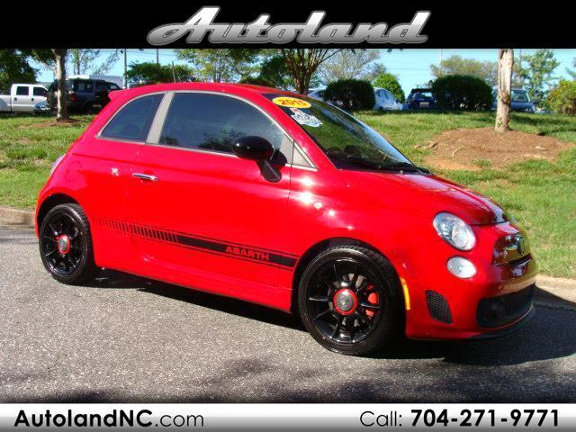 2015 Fiat 500 Abarth Hatchback