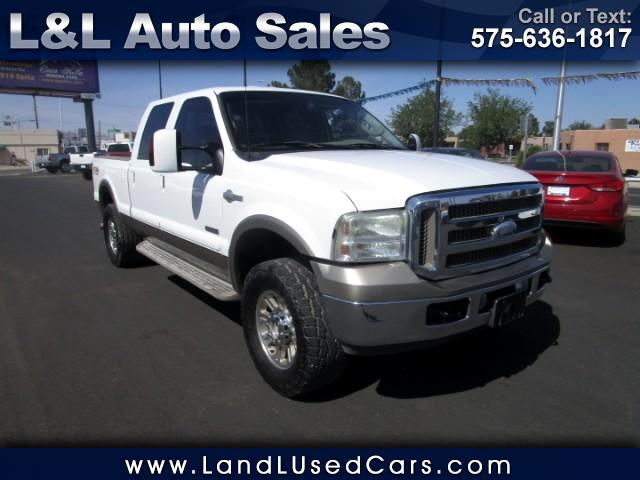 2006 Ford F-250 SD King Ranch 4WD