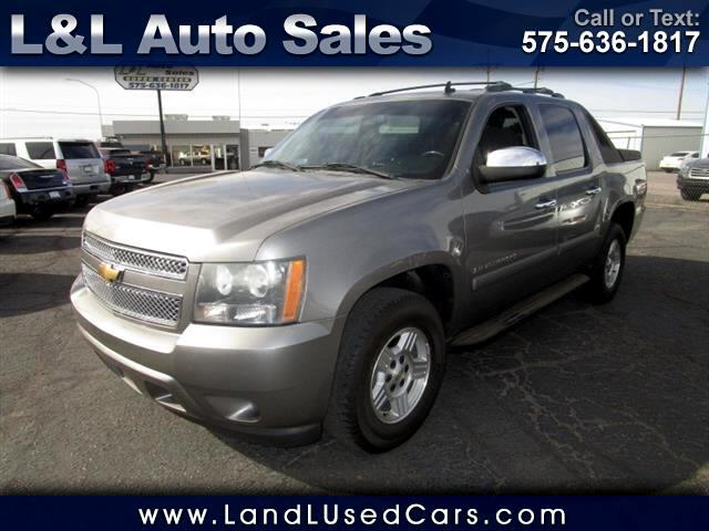 2007 Chevrolet Avalanche LS 2WD