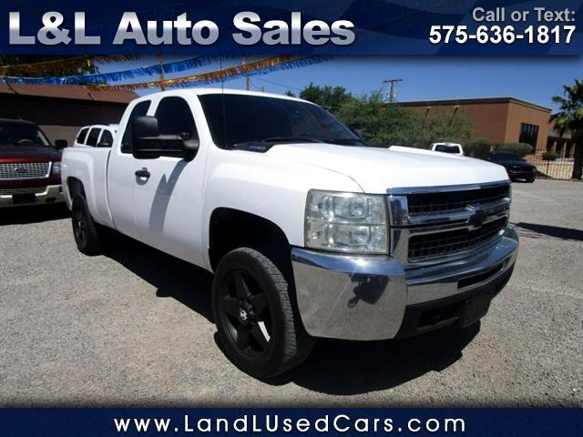 2008 Chevrolet Silverado 2500HD LT2 Ext. Cab Long Box 2WD