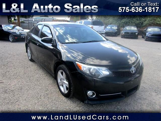 2013 Toyota Camry L