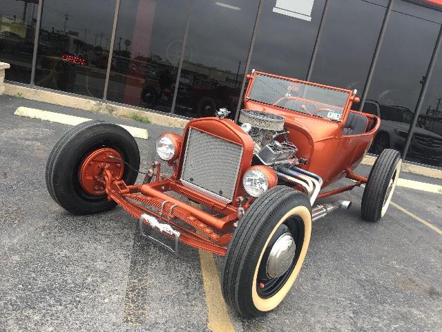 1917 Ford Model T custom