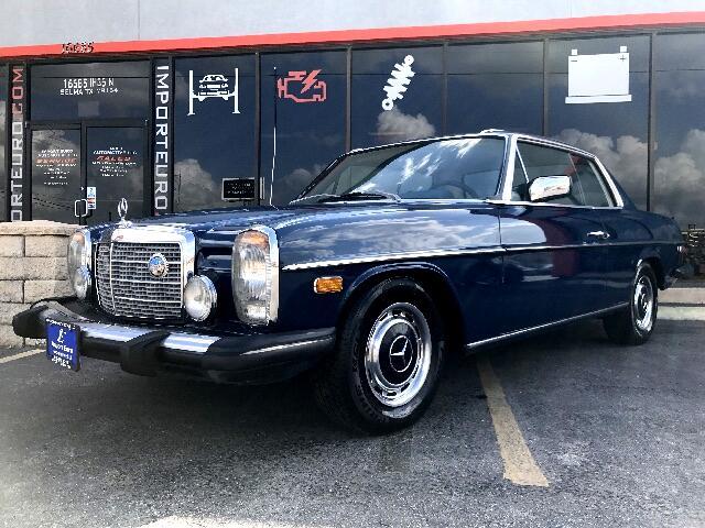 1974 Mercedes-Benz 280-Class