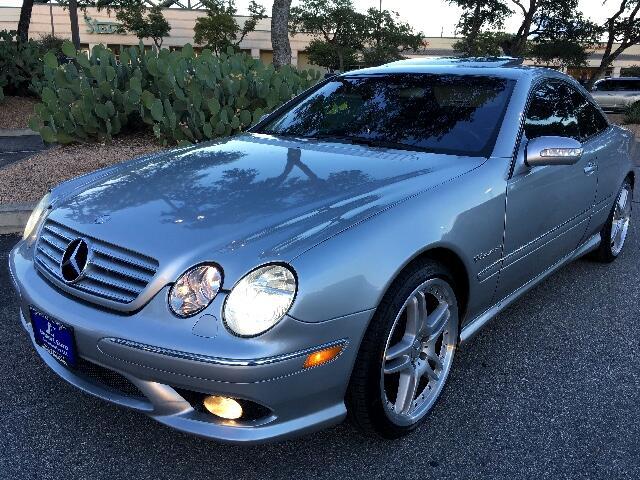 2003 Mercedes-Benz CL-Class CL55 AMG