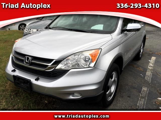 2010 Honda CR-V LX 2WD 5-Speed AT