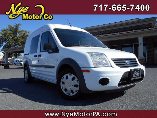 2012 Ford Transit Connect XLT Cargo Side Glass