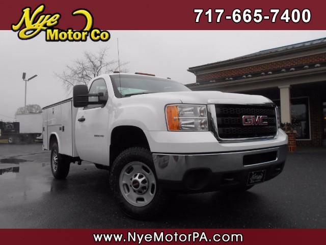 2011 GMC Sierra 2500HD Work Truck Long Box 4WD