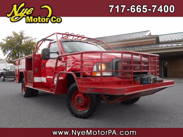 2004 Ford F-350 SD XL 4WD DRW