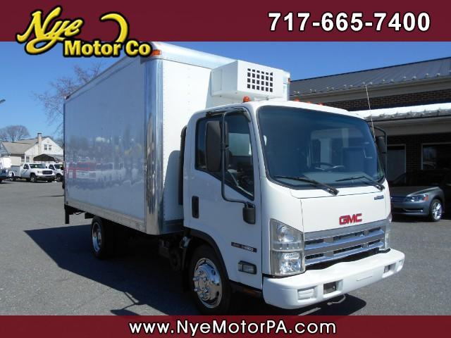 2008 GMC W45042 Catering Truck