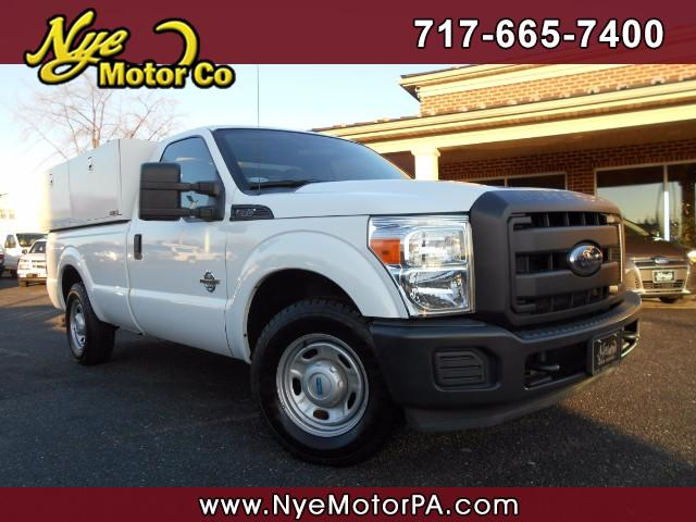 2011 Ford F-250 SD XL Reg. Cab 2WD