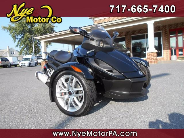 2015 Can-Am Spyder RS