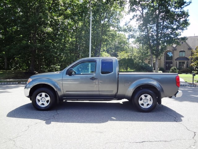used 2006 nissan frontier le king cab 4wd for sale in toms. Black Bedroom Furniture Sets. Home Design Ideas