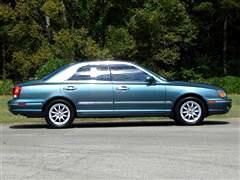 2002 Hyundai XG350
