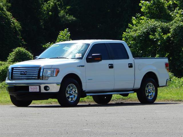 2012 Ford F-150 XL SuperCrew 5.5-ft. Bed 2WD