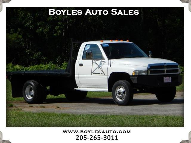 1997 Dodge Ram 3500 LT Reg. Cab 8-ft. Bed 2WD