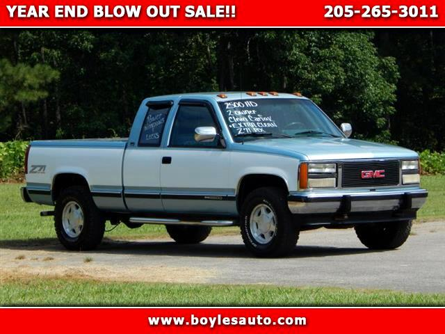 1990 GMC Sierra C/K 2500 Club Coupe 6.5-ft. Bed 4WD
